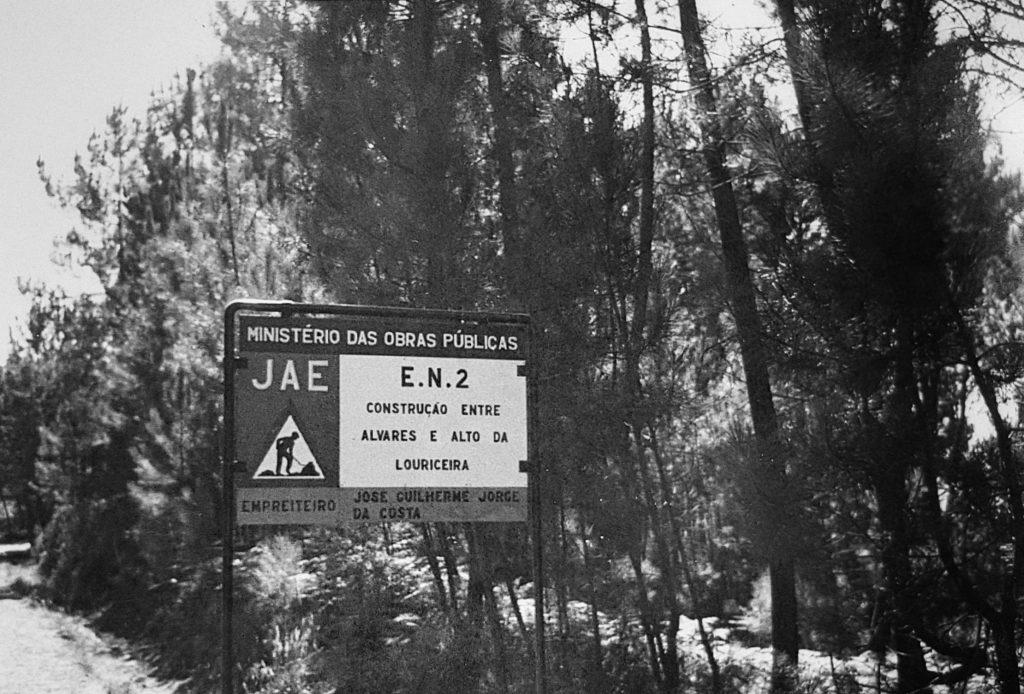 EN2 Alvares – Alto da Louriceira