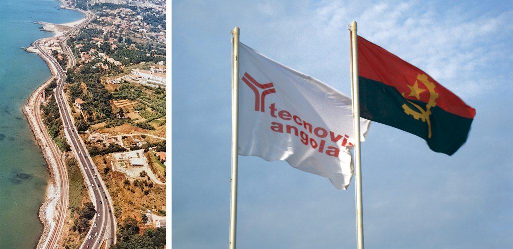 EN6 Marginal Road | Expansion to Angola