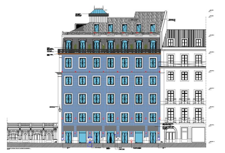 Hotel Blue Liberdade