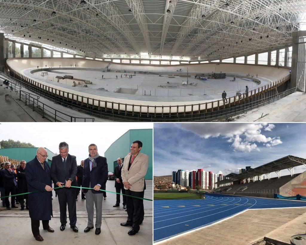 Inauguração da Fábrica de Pellets em São Miguel | Inauguração da Vila Desportiva de Cochabamba na Bolívia