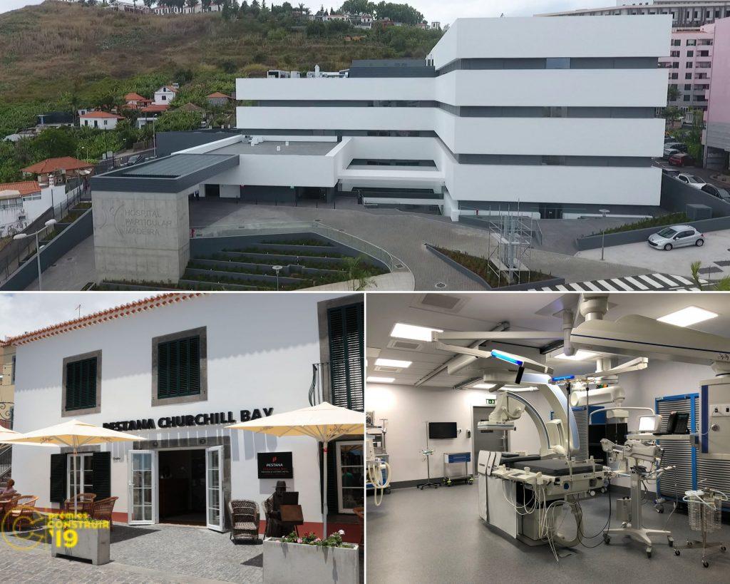 Inauguração do Hospital Particular da Madeira | Pestana Churchill Bay | Arrnque do Nó da Samba