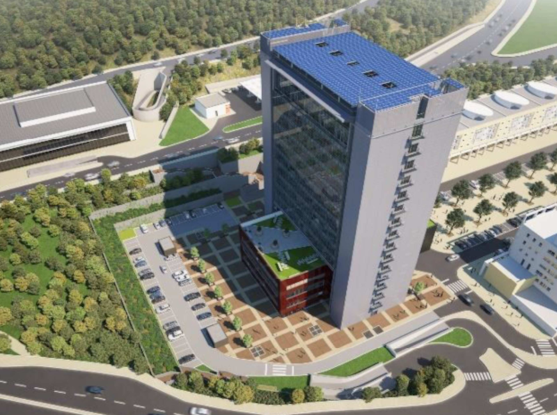 Acciona eTecnovia constroem o novo edifício da câmara Municipal de Oeiras