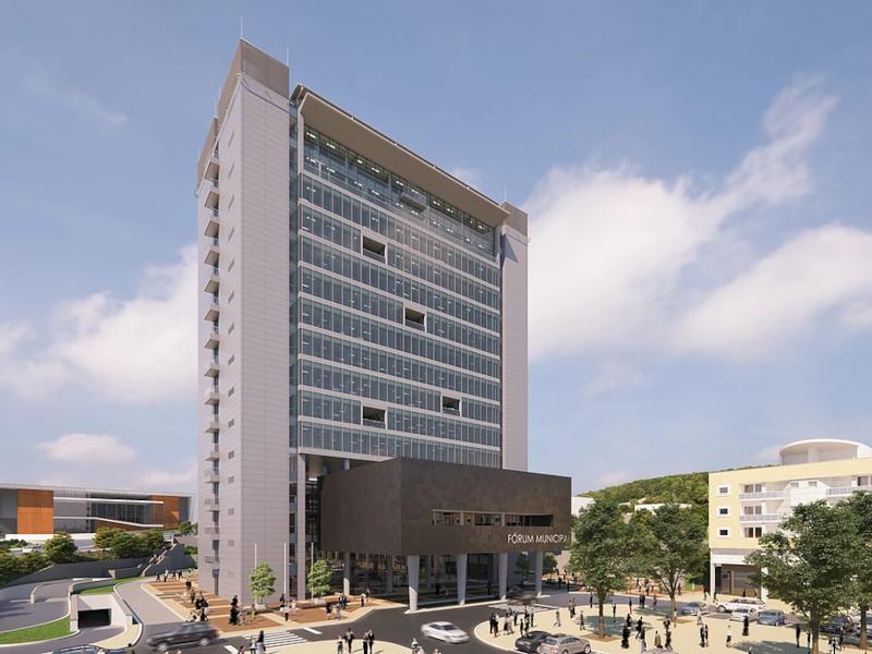 Acciona e Tecnovia constroem o novo edifício da câmara Municipal de Oeiras