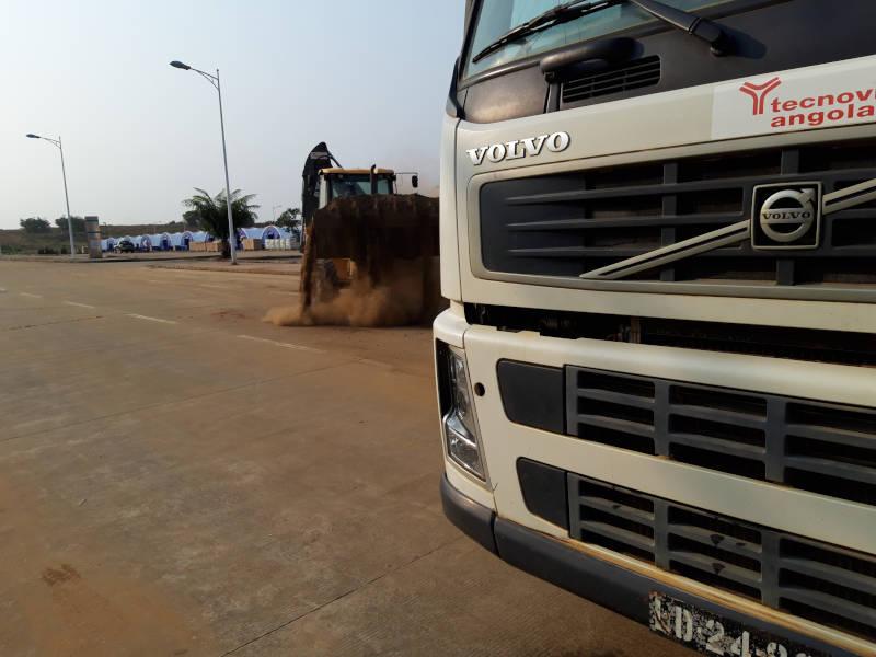 Tecnovia Angola apoia Hospital Campanha em Cabinda